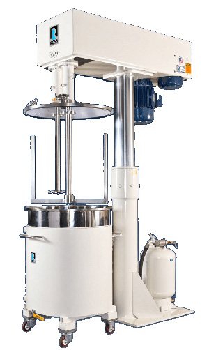 Ross India - Industrial Mixers and Blenders